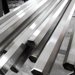 Шестигранник стальной рессорно-пружинный